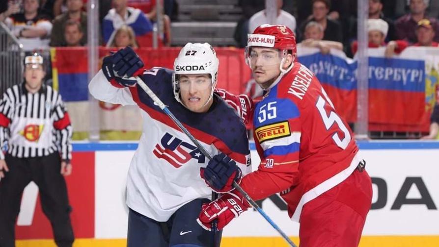 ОХУ-ын хоккейчид хасагдах шатанд АНУ багтай таарлаа