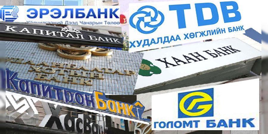 Арилжааны банкуудын активт үнэлгээ хийжээ