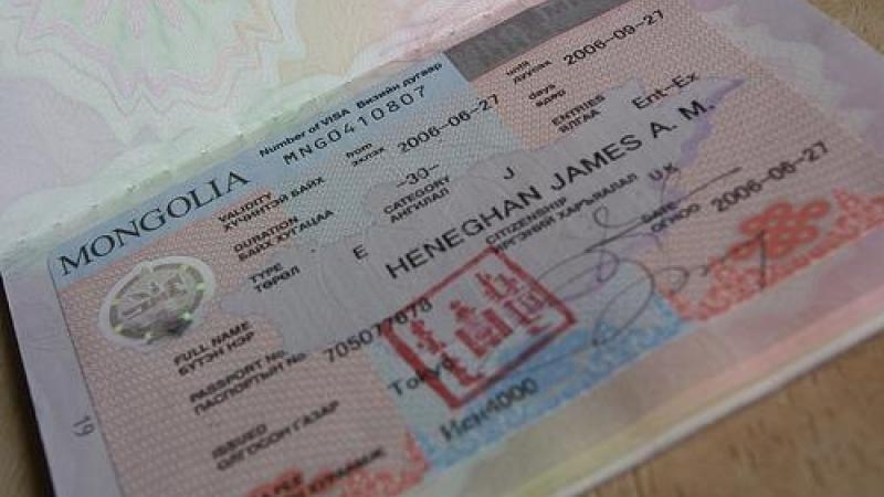 Сунгалттай паспортаар орж ирсэн монгол иргэнийг АНУ-ын хил дээр түр саатуулсан тохиолдол гарсан байна