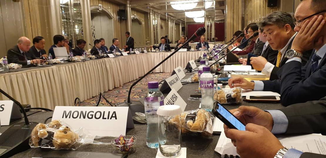 Ази, Номхон далайн бүсийн хуульчдын холбооны чуулганыг Монголд зохион байгуулна