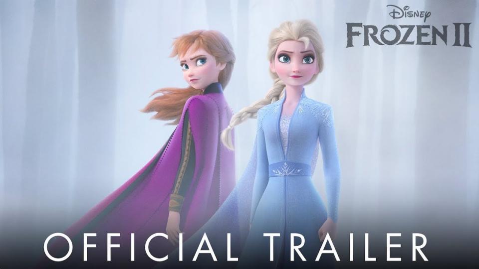 Frozen 2 - Монгол орчуулгатай албан ёсны трэйлер