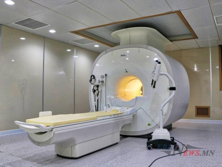 Гуравдугаар эмнэлгийн MRI аппаратыг ашиглалтад орууллаа