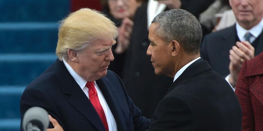 АНУ 45 дахь Ерөнхийлөгч Д.Трамп тангаргаа өргөлөө