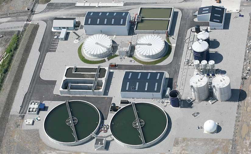Шинэ цэвэрлэх байгууламжийн бүтээн байгуулалтын ажил эрчимтэй өрнөж байна