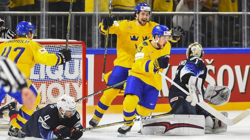 Шведын баг Нэгдсэн улсын шигшээг бутниргэж аваргын төлөө шалгарч үлдлээ