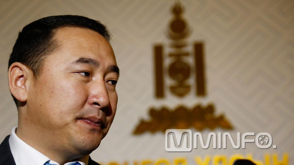 Ж.Мөнхбат: Оюутолгойд эзэмшиж буй 34 хувь Монголын мэдэлд байгаа