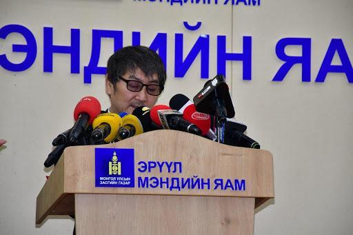 Д.Нямхүү: Монгол Улсад 16 дахь тохиолдол илэрлээ