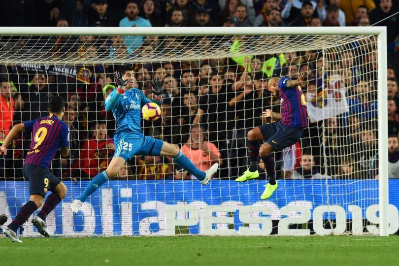 Барселона Реал Мадридыг хожлоо