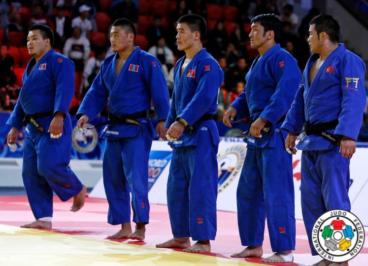 Монголын жүдочид 2016 онд 20 алтан медаль авчээ