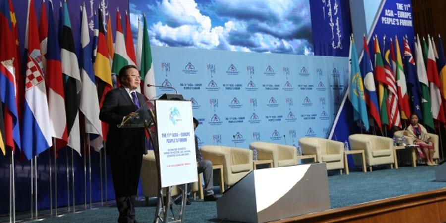 Ази, Европ түмний XI чуулган болж байна