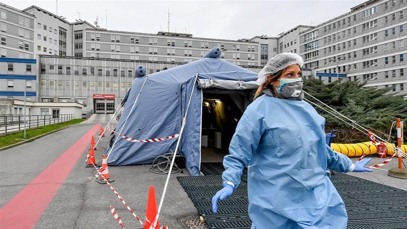 Итали улсад нэг өдөрт 627 хүн нас баржээ