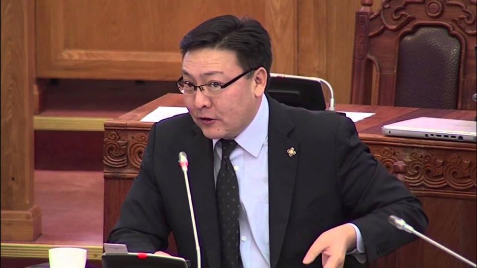 Ж.Батзандан: Монголын прокурор мафийн бүлэглэлд үйлчилж байна