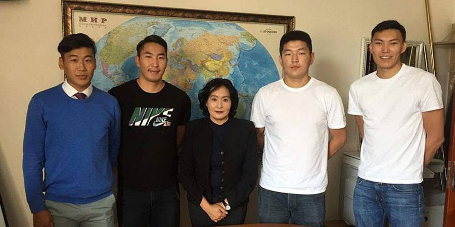 Монголын сагсчид дэлхийн оюутны лигийн тэмцээнд оролцоно