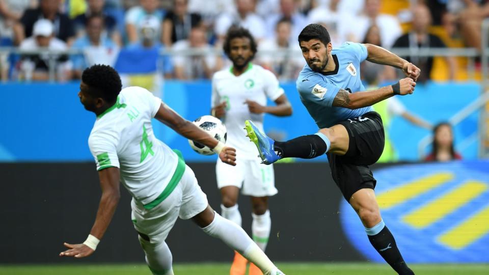 Уругвай хоёр дахь хожлоо байгууллаа