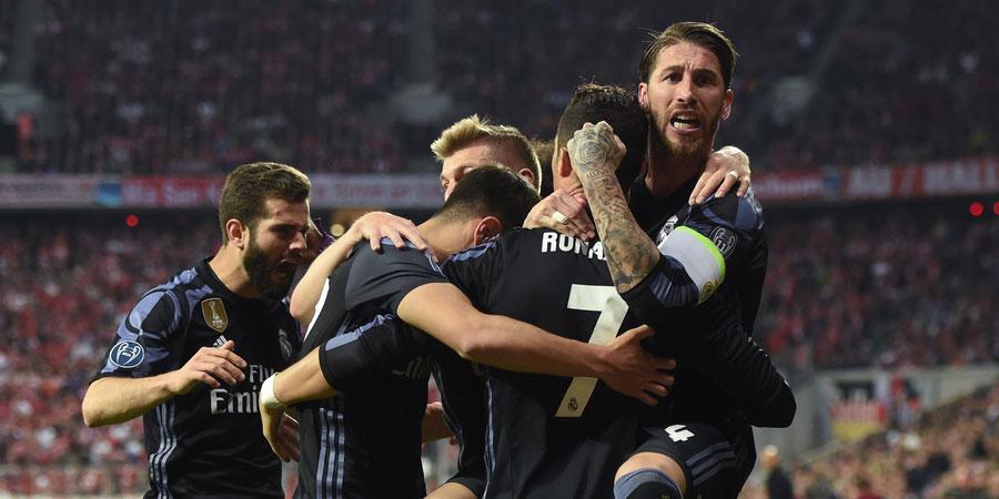 "Роналдо дубль хийж, ""Реал"" Германаас хожилтой буцлаа"
