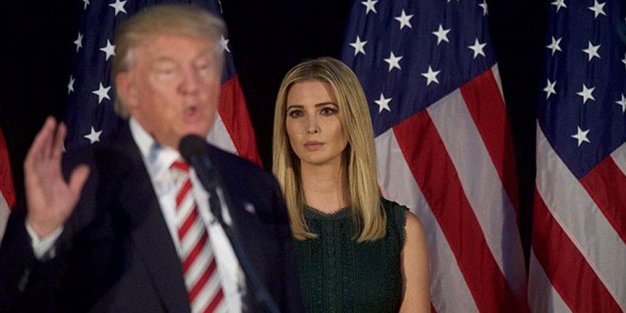 """Иванка Трамп """"Тэргүүн хатагтай""""-н үүрэг гүйцэтгэх үү"""