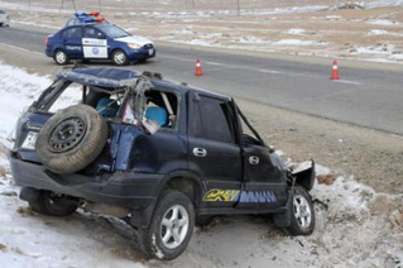 Он гарсаар согтуу жолооч 73 хүний амь нас хохироожээ