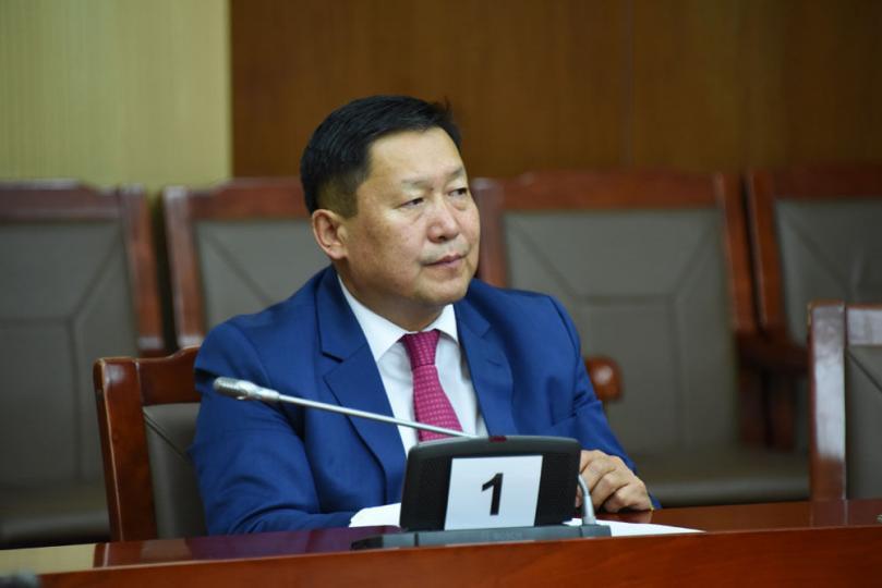 Монголбанкны Ерѳнхийлѳгч Н.Баяртсайханыг чѳлѳѳлүүлэх саналыг өргөн барилаа