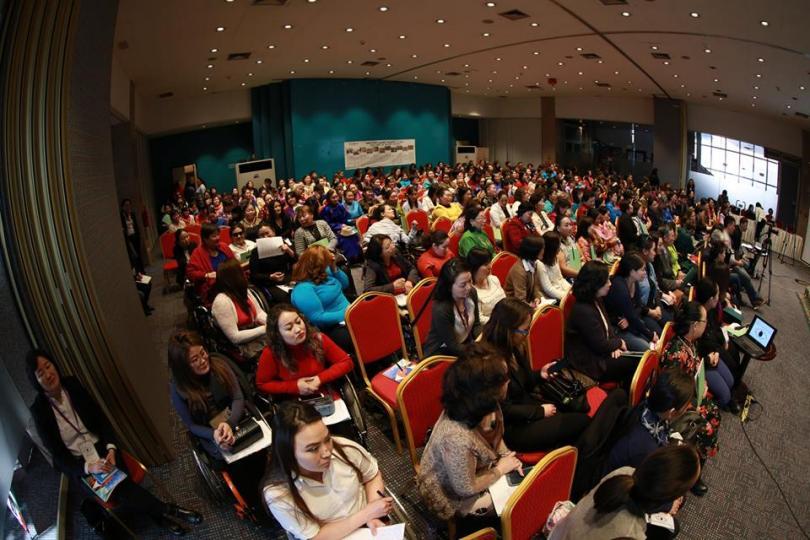 """""""Эмэгтэйчүүийн нүдээр-Иргэдийн бодит оролцоо"""" чуулган боллоо"""