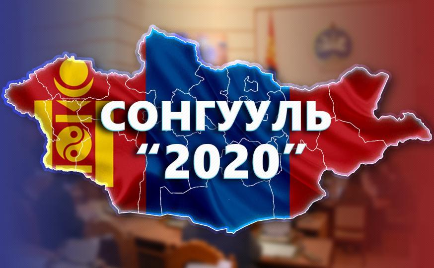 2020 оны сонгуульд өрсөлдөх 121 бие даагчдын нэрс