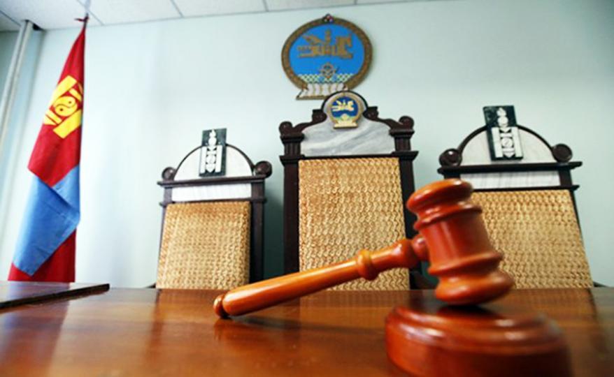 Баянзүрх дүүргийн татварын хэлтсийн Хяналт шалгалтын тасгийн дарга асан Б.Батсүхийг 30 хоног хорино