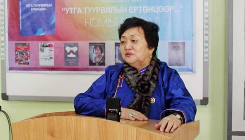 """С.Хөвсгөл: """"Саран хөхөө"""" Монголын жүжгийн зохиолын гол цөм юм"""
