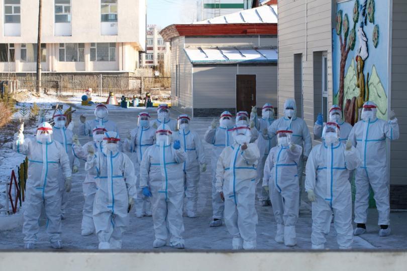 Сэлэнгэ аймгийн Нэгдсэн эмнэлгийн Ковидын тасагт эмчлэгдэж байсан 7 иргэн бүрэн эдгэрч бүгд сувилалын хяналтад шилжлээ