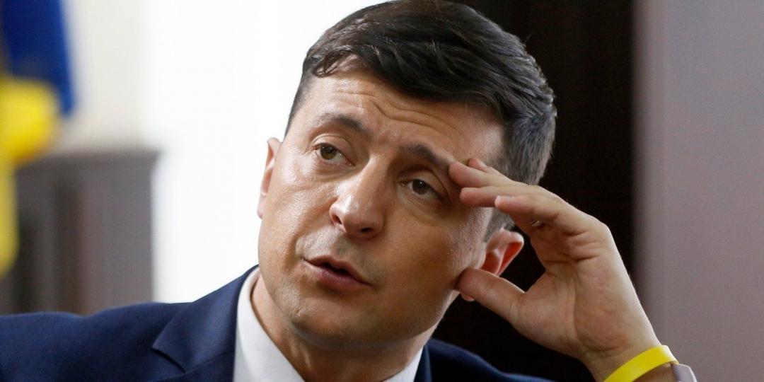 Хошин шогийн жүжигчин Украйны Ерөнхийлөгч боллоо