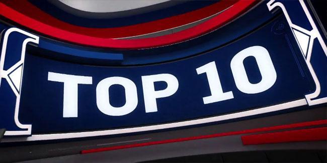 NBA-ын өнөөдрийн шилдэг 10 (17.03.20)
