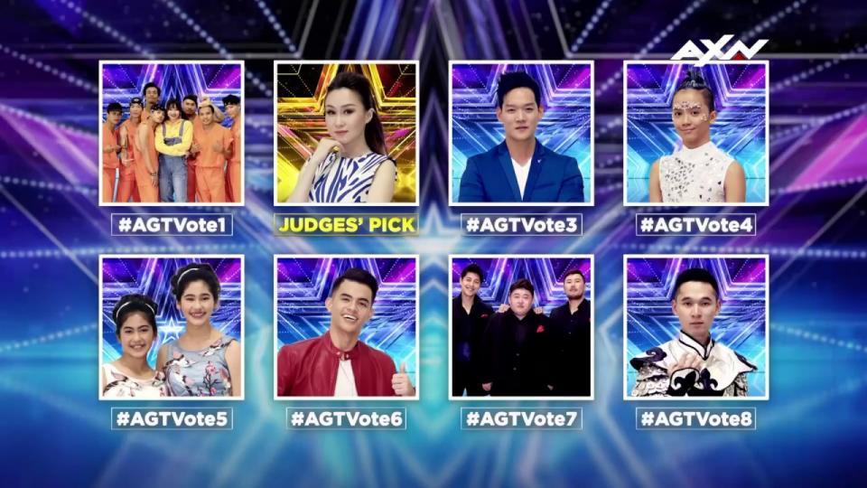 Аsia's got talent vote хэрхэн санал өгөх вэ