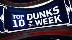 NBA-ын өнгөрсөн долоо хоногийн шилдэг 10 тохолт, дамжуулалтууд (17.03.12-17.03.18)