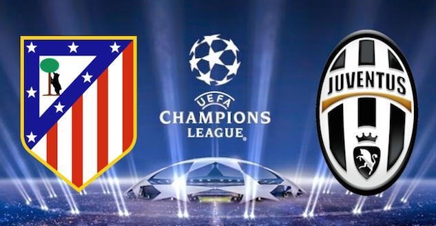 Ювентус шөнө Атлетико Мадридтай тоглоно
