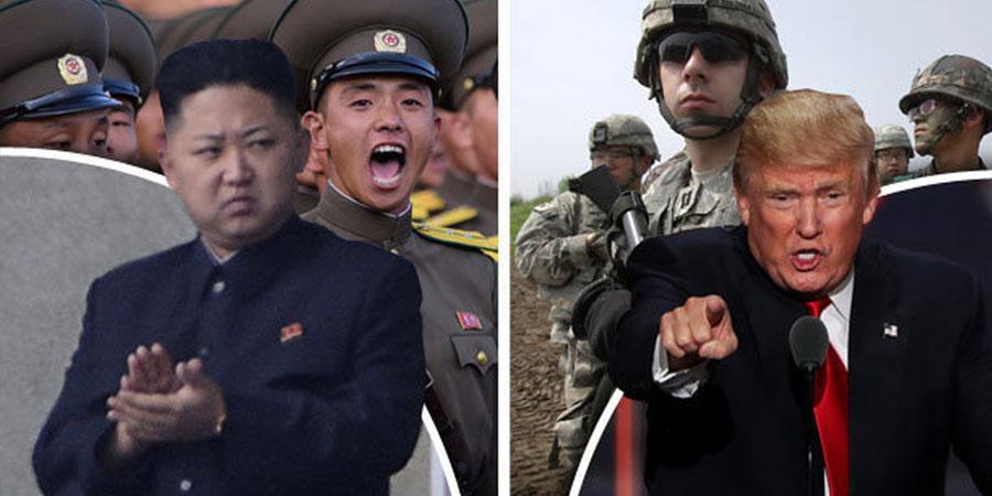 """""""Пхеньян түрүүлж пуужин харвахад дайн эхэлнэ"""""""