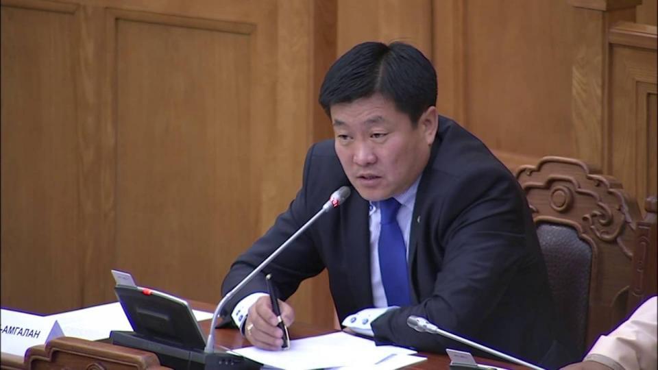 Б.Энх-Амгалан: Монгол Улсын иргэдэд өмчлүүлсэнээс бусад газар, төрийн нийтийн өмчийн зохицуулалтыг тодорхой олгоход анхаараарай