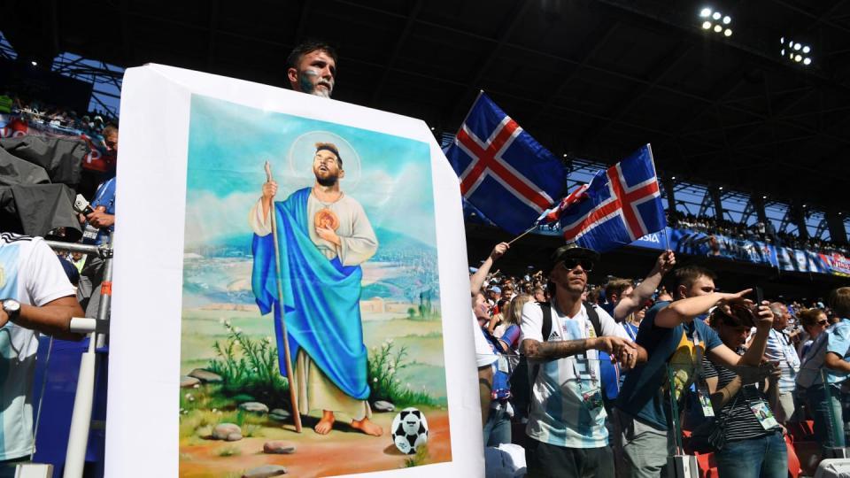 Исланд, Аргентины тоглолтын фото агшин