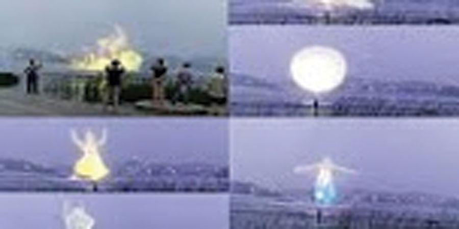 Хятад усан оргилуур LIGHT SHOW