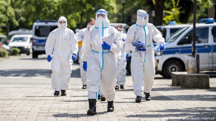 АНУ болон Бразил улсад өдөрт 40 гаруй мянган хүн коронавирусийн халдвар тусаж байна