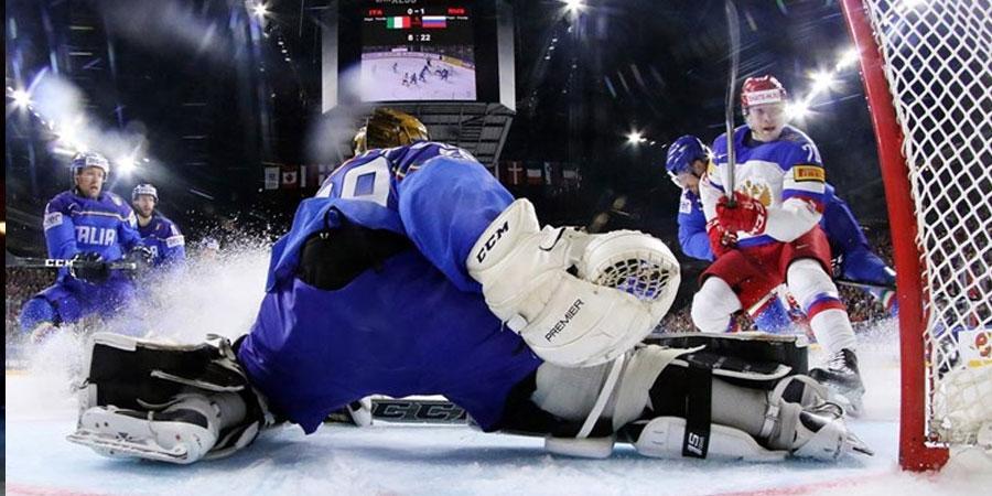 ОХУ-ын хоккейчид Италийг бутниргэлээ