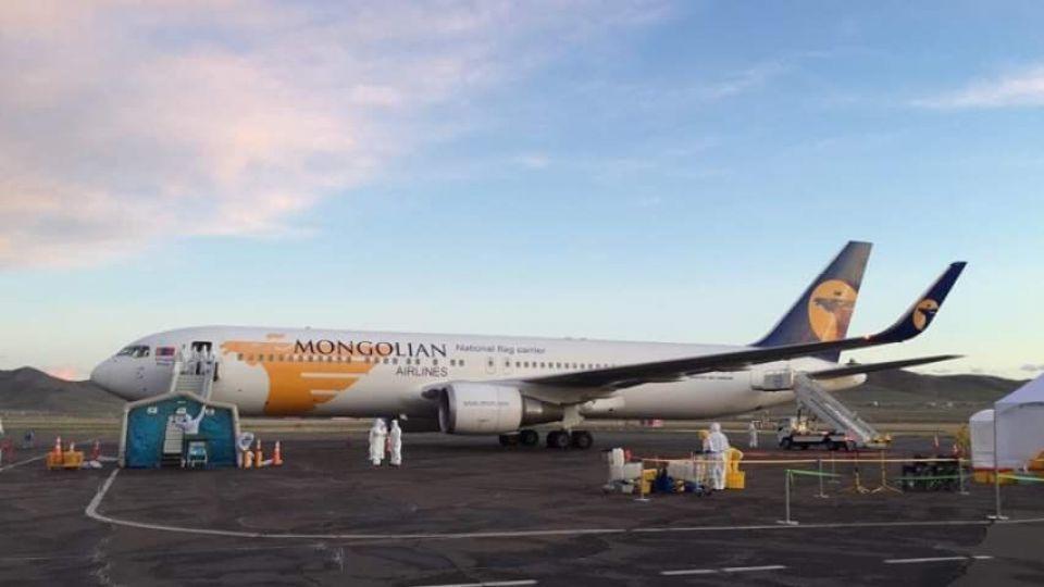 Сөүл-Улаанбаатар чиглэлийн тусгай үүргийн онгоцоор 172 иргэн эх орондоо ирлээ