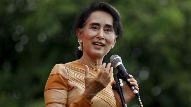 Ан Сан Су Чи НҮБ-ын хуралд оролцохгүй