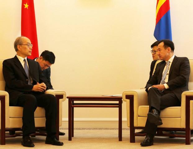 БНХАУ-ын шоронд буй монгол иргэдийн  эх орондоо ялаа эдлэх хүсэлтийг анхаарна гэжээ