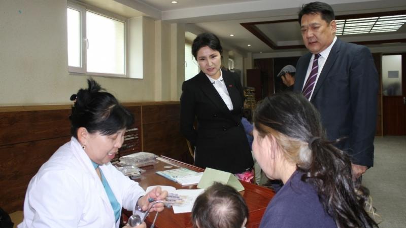 Баянзүрх дүүргийн нэгдсэн эмнэлэгт гемодиализийн тусламж, үйлчилгээг үзүүлж эхэллээ