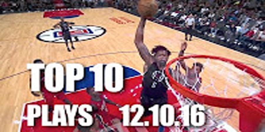NBA-ын өнөөдөр болсон тоглолтын шилдэг 10 (16-12-11)