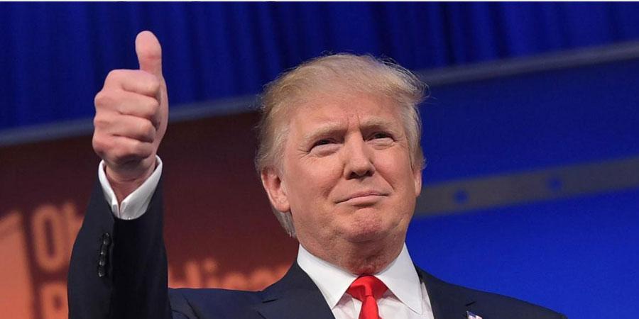 """Доналд Трамп """"Оны хүн""""-ээр тодорчээ"""