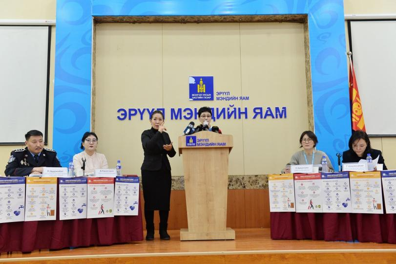 А.Амбасэлмаа: 621 хүнд шинжилгээ хийхэд коронавирус илрээгүй