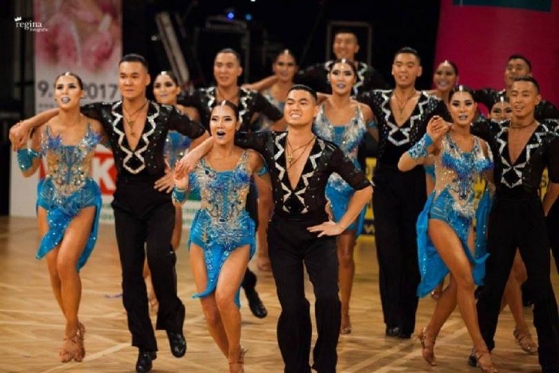 """""""Moon dance"""" гурав дахь удаагаа дэлхийн аварга боллоо"""