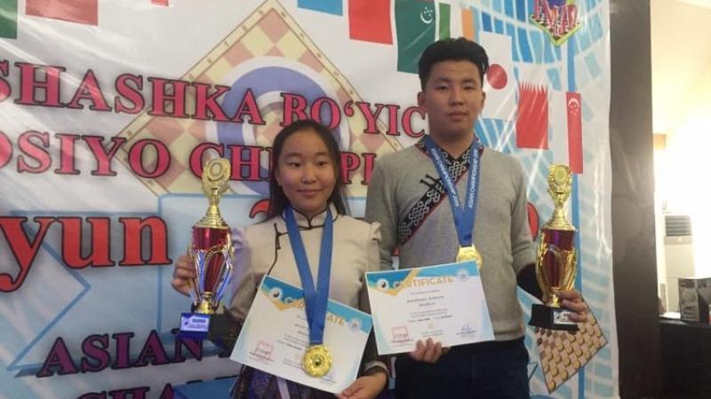 Ази тивийн АШТ-ий зуун буудалт даамын тэмцээнээс 6 алтан медальтай ирлээ