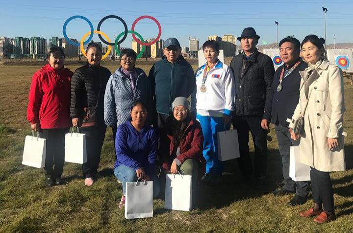 П.Цагаан олон улсын тэмцээнүүдэд амжилт үзүүлсэн тамирчдад баяр хүргэлээ