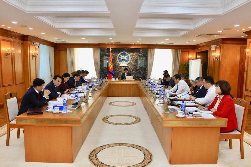 Баривчлагдсан хятад иргэдийн асуудлыг Засгийн газрын хуралдаанаар хэлэлцэж байна