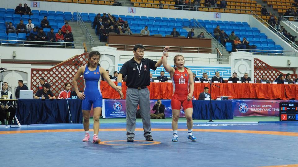 Улсын аваргад Д.Гомбодорж 4, Э.Даваачимэг, Э.Нарангэрэл, Б.Шоовдор нар 3 дахиа түрүүллээ